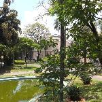 Jardins do Palacio da Liberdade