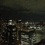 47階ジムからの眺め
