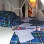 habitacion cama
