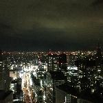 新宿駅方面
