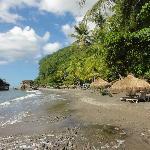 Anse Mamin playa