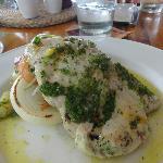 Pollo Chimichurri (rico)