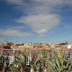 vue panoramique sur la medina