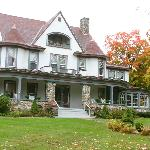Mulburn Inn in Autumn