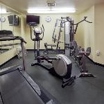 CountryInn&Suites Germantown FitnessRoom