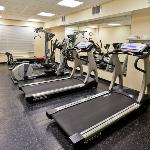 CountryInn&Suites CampSprings FitnessRoom