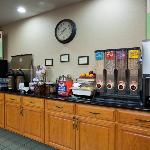 CountryInn&Suites LittleFalls BreakfastRoom