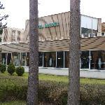 aanzicht Hotel Bezdez