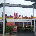entrée Eris Cafétaria