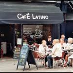 latinos coffee house