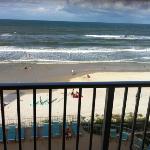 Oceanview dal terrazzo
