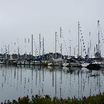 la marina sous la burme