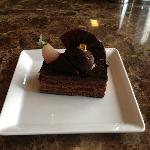 One of the deserts on offer
