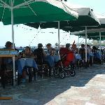 Zorbas sea side
