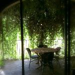 terrasse Coquelicot