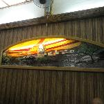 the stained glass of Mgarr church