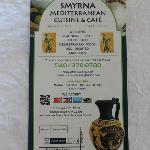 ภาพถ่ายของ Smyrna Mediterranean Cuisine