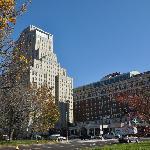 Chase Tower und Hotel
