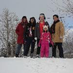 Mama, daughters and granddaughter