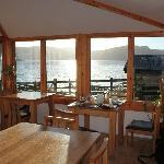 Breakfast porch/conservatory