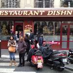 restaurant dishny 10/11/2012 bonne adresse resto indien sur Paris