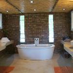 badkamer in lodge shiraz