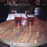 Local brews at Basecamp Bar!