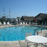 The pool - nice :)