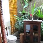 Kampung Kecil - bathroom