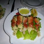 Cracked Crab Claws