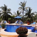 Inn at San Pancho Pool