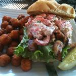 Maine Lobster BLT