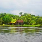Ride to Pearl Lagoon via Panga on the Rio Escondido