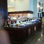 part of buffet