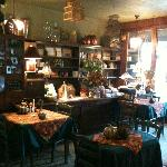 Dining Area/Gift Shop