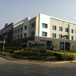 welcome sight for 1st 5 Star hotel in Gandhidham