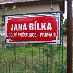 Corner of Novozameka and Jana Bilka