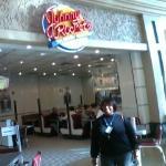 Johnny Rockets Restaurant