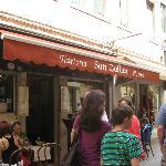 Trattoria San Zulian near Piazza San Marco