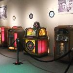 Juke Box display