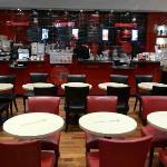 Caffe Pascucci, nice interior