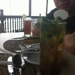 Mojito from Beach Restaurant
