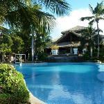 Une piscine de l'hôtel