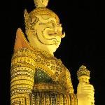 Marco Polo at Wat Pho