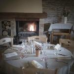Table au coin du feu