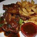 Dinner - Lamb cutlets
