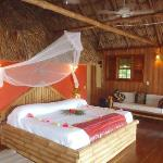 Honeymoon suite