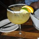 Texas Margarita - absolutely delicious!