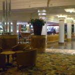 Hilton Paris Charles de Gaulle Airport  Roissylobby area
