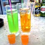 Amazing cocktails!!